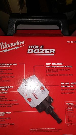 Miluakee Hole Dozer for Sale in Berkeley, CA