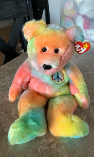 TY Large Beanie Buddy Peace for Sale in Escondido, CA