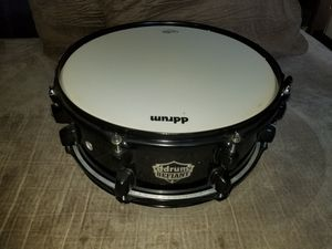 Ddrum 5.5X14 Black Sparkle Lacquer Snare Drum New Open Box. for Sale in Pasadena, TX