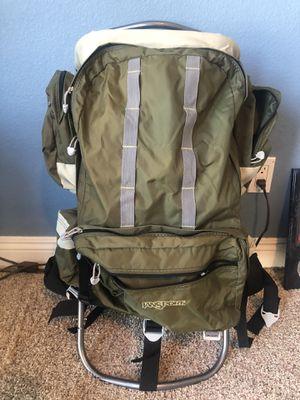 Jansport metal frame backpack for Sale in HUNTINGTN BCH, CA