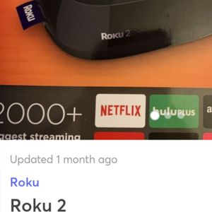 New In The Box Roku 2 Everything New for Sale in Long Beach, CA
