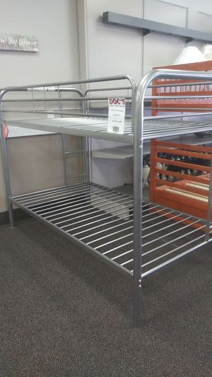 New Twin/Twin Bunk Bed for Sale in West Columbia, SC
