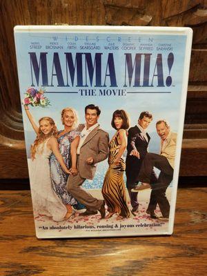 Mamma mia dvd for Sale in Miami, FL