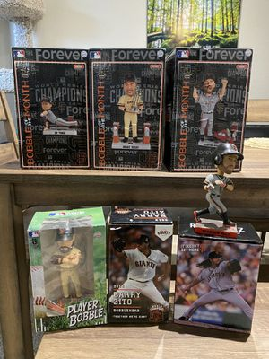 Giants Bobbleheads for Sale in San Jose, CA