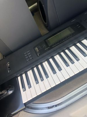 Korg 01/W 61 Key Music Work Station for Sale in Maywood, IL
