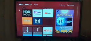 TCL Roku tv 32 inches for Sale in Central Falls, RI