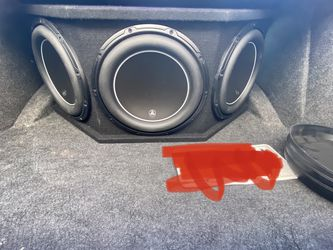 3 Jl Audio 12w6v3 Subs for Sale in Oakley,  CA