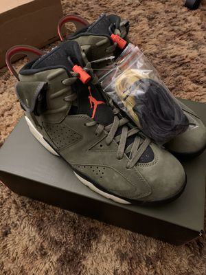 Travis Scott Jordan 6 for Sale in Fresno, CA
