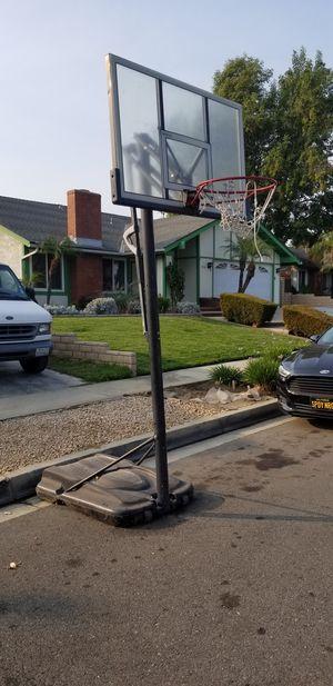 Atlas basketball hoop for Sale in Rancho Cucamonga, CA