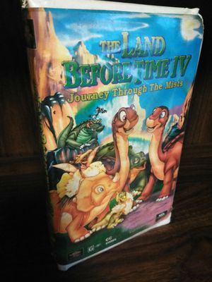 Original Land Before Time 4 VHS for Sale in Olympia, WA