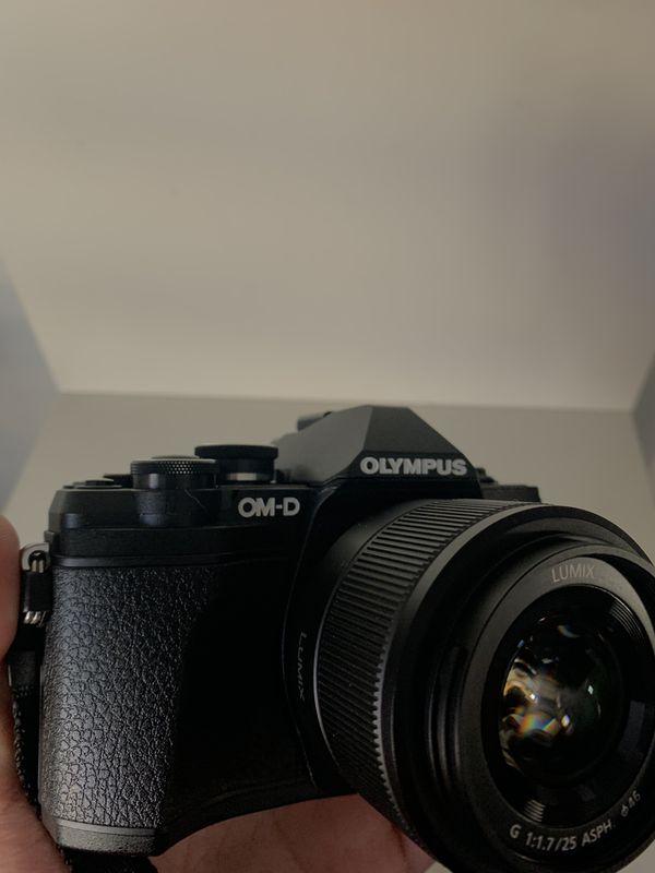 Olympus omd em 10 mark iii Camera
