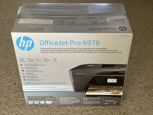HP OfficeJet Pro 6978 (new) for Sale in Torrance, CA