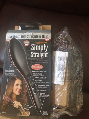 Simply Straight brush Brand New for Sale in Haines City, FL