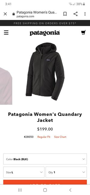 Patagonia women's small jacket for Sale in Portland, OR