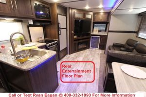 NEW FLOOR PLAN 2020 Crossroads Zinger 299RE Travel Trailer FINANCING AVAILABLE for Sale in Alvin, TX