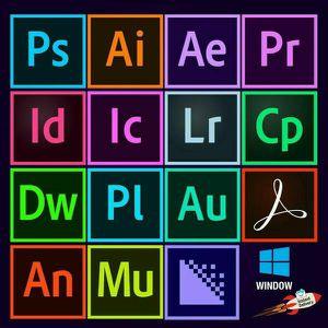 Adobe Photoshop CC, Illustrator, Final Cut Pro X, Microsoft Office for Sale in SUNNY ISL BCH, FL
