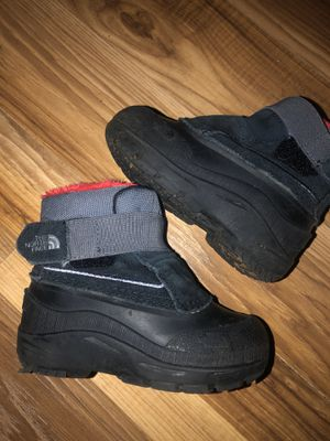Toddler The North Face boots for Sale in Clackamas, OR