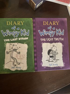 BoOks diary of Whimpy kid hardback for Sale in Gibsonton, FL