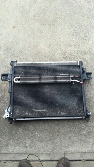 Jeep Grand Cherokee radiator for Sale in Columbia Station, OH
