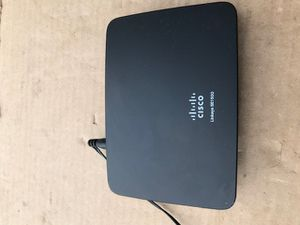 Cisco/Linksys SE1500 with power supply. Tested in excellent working condition for Sale in Glenn Dale, MD