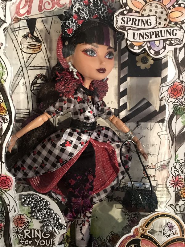 Ever After High Cerise Hood Doll
