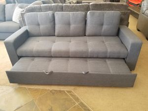 Blue Jean Sofa Sleeper for Sale in Phoenix, AZ
