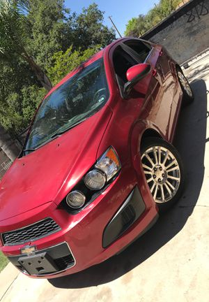 Turbocharged Sonic Clean Title low miles for Sale in Burbank, CA