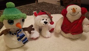 Christmas Stuffed cuteness 💝 for Sale in Las Vegas, NV