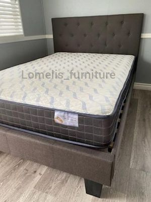 Queen beds with mattresses included for Sale in Downey, CA