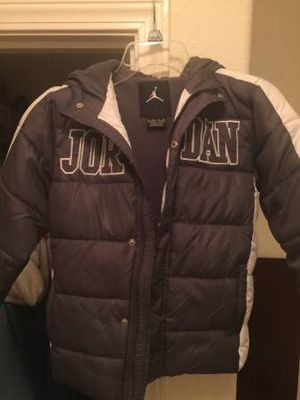 46b8b864c2c Boys medium 4-6 Jordan jacket for Sale in Turlock