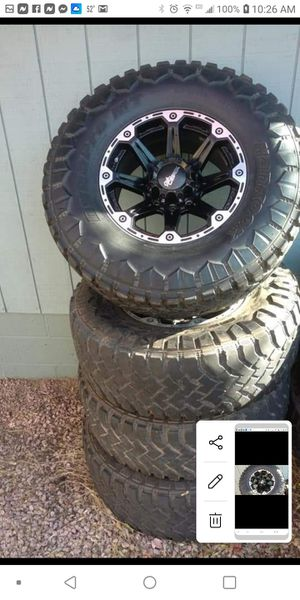 Rims and Tires for Sale in Payson, AZ