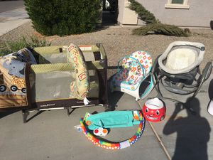 Baby items for Sale in Goodyear, AZ