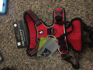 New small true love dog harness for Sale in Moville, IA