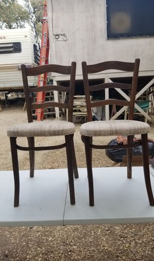 2 Antique chairs for Sale in Clovis, CA