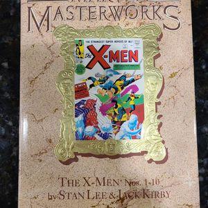 "MARVEL MASTERWORKS ""THE STRANGEST SUPER-HEROES OF ALL!"" the X-MEN for Sale in Stuart, FL"