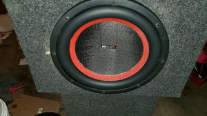 "MB Quart 12"" Subwoofer for Sale in Happy Valley, OR"