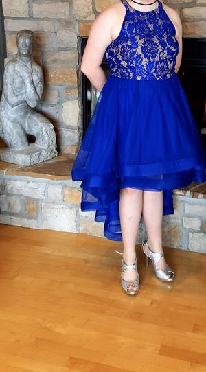 Prom Dress and Shoes for Sale in St. Louis, MO