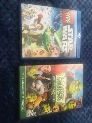 2 dvd and Blu-ray Disc movies for Sale in Clearwater, FL