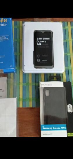 A 01 Android phone for Sale in Bellmawr,  NJ
