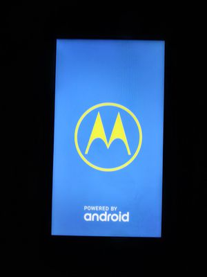 Moto E5 go with case and belt clip for Sale in Orange, TX