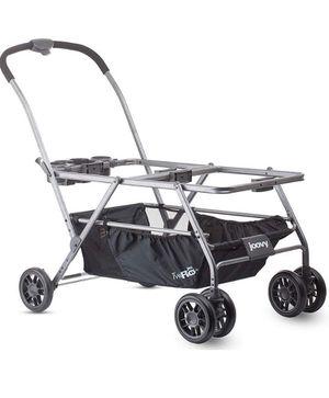 Joovy Twin Roo+ stroller and adaptors for Sale in Seattle, WA