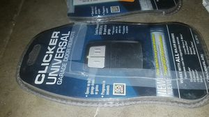 Universal garage door remote for Sale in Canal Winchester, OH