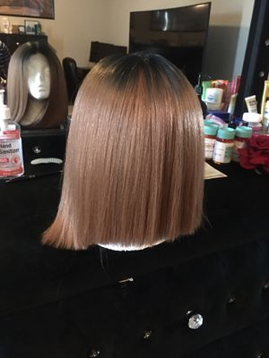 "12"" Bob lace front for Sale in Tampa, FL"