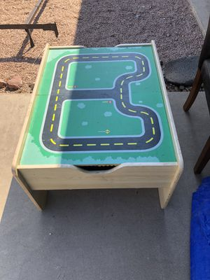 Mesa de juego legos para niño for Sale in Fort McDowell, AZ