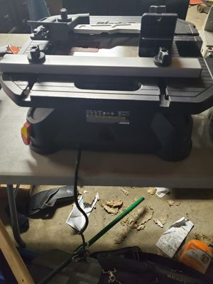Blade Runner Table SAW for Sale in Monroeville, IN