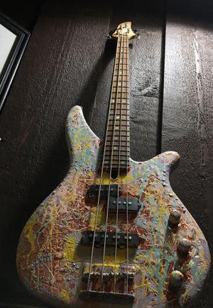 "Bass guitar ""Custom Yamaha "" for Sale in Morris, IL"