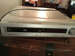 5 disk DVD player for Sale in Galloway, OH