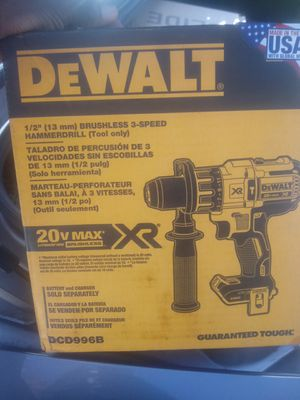 Hammer drill for Sale in Charlotte, NC