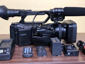 Sony HDV VIDEO CAMERA for Sale in Tacoma, WA