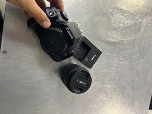 Canon t6 for Sale in Sacramento, CA